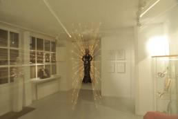 Exposition-installation Galerie Marie-Christine Janos - Vernissage - Effet spécial - 2012