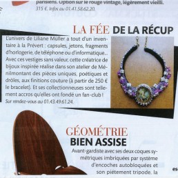 Article Madame Figaro 21 mai 2011